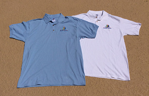 2017 Race Week Cotton Polo