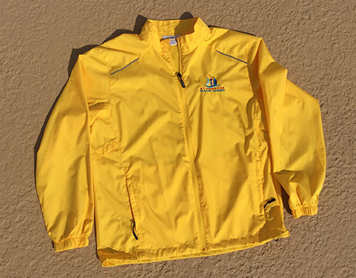 Race Week Windbreaker Jacket