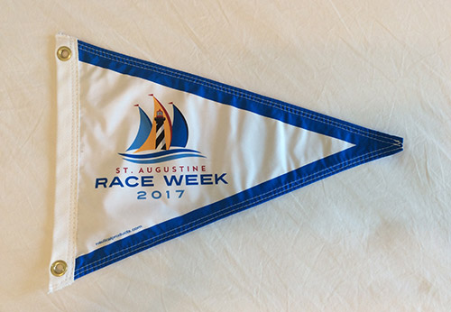 Race Week Burgee