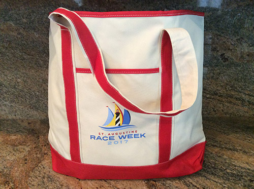 Race Week Skipper Bag