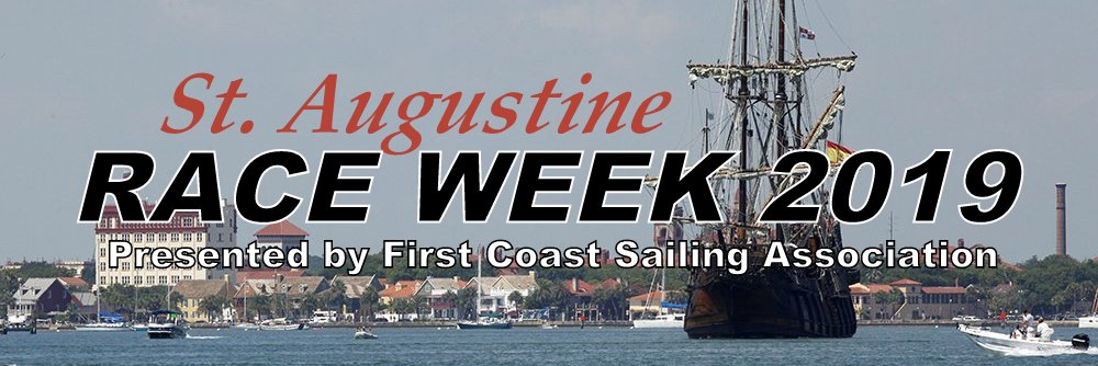 2019 St. Augustine Race Week
