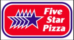 Five Star Pizza